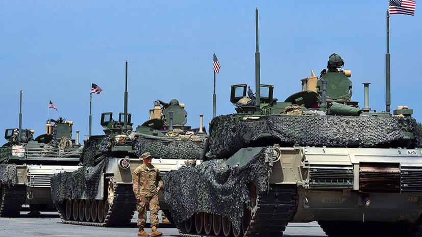 «Излюбленная тема»: как США наращивают военный потенциал из-за «новых угроз» со стороны России и Китая