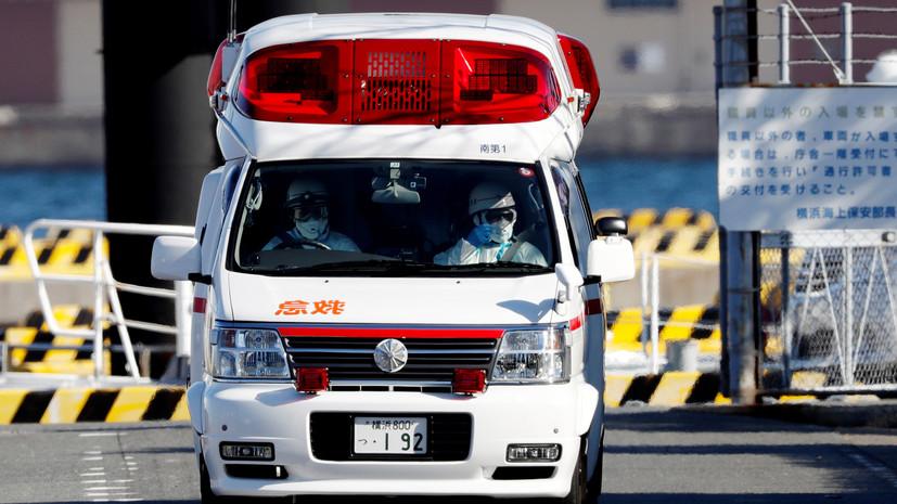 Восемь человек погибли при обрушении на стройке в Китае