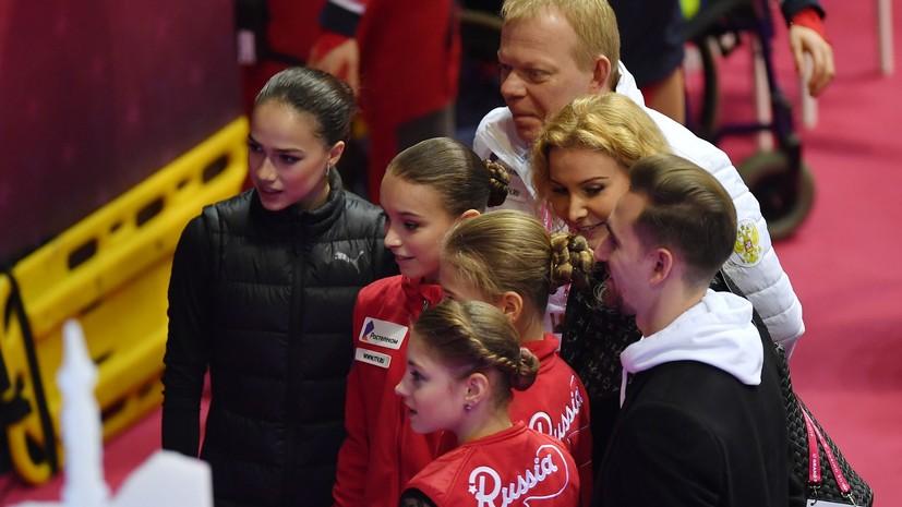 «Спортсмены засиделись дома»: как российские фигуристы возвращаются к тренировкам после паузы