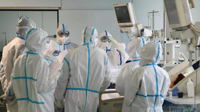 В Петербурге из-за коронавируса умерла заведующая отделением больницы
