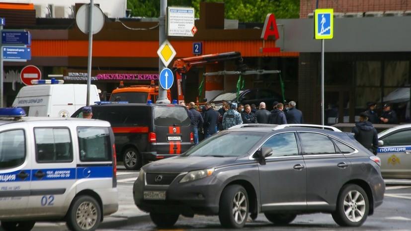Заложник рассказал подробности захвата банка в Москве