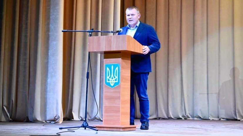 Депутата Рады нашли мертвым в своем офисе