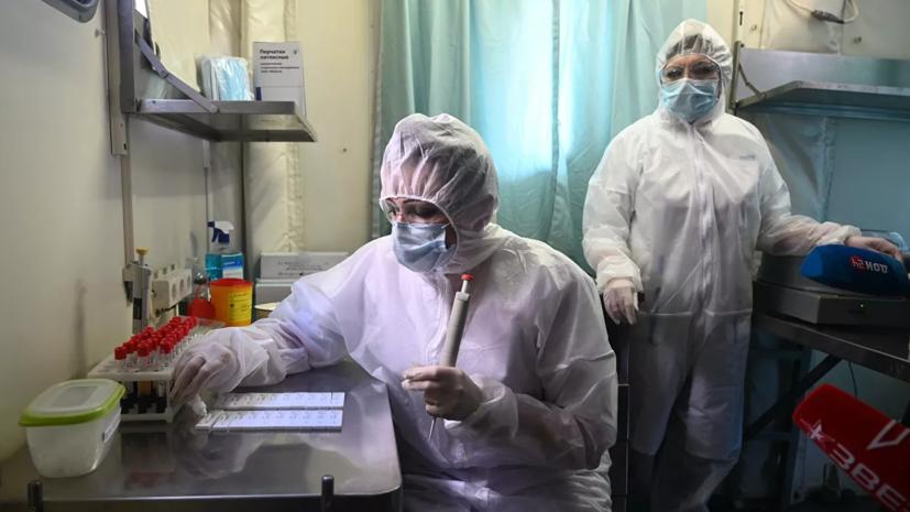 В Минобороны назвали число случаев коронавируса среди военных