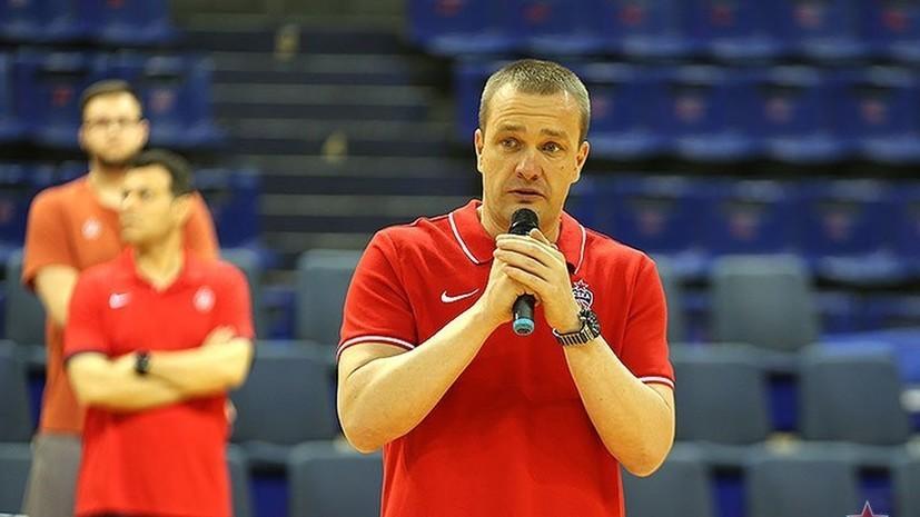 В ЦСКА опровергли сообщения, что в клубе выступают против доигровки сезона Евролиги