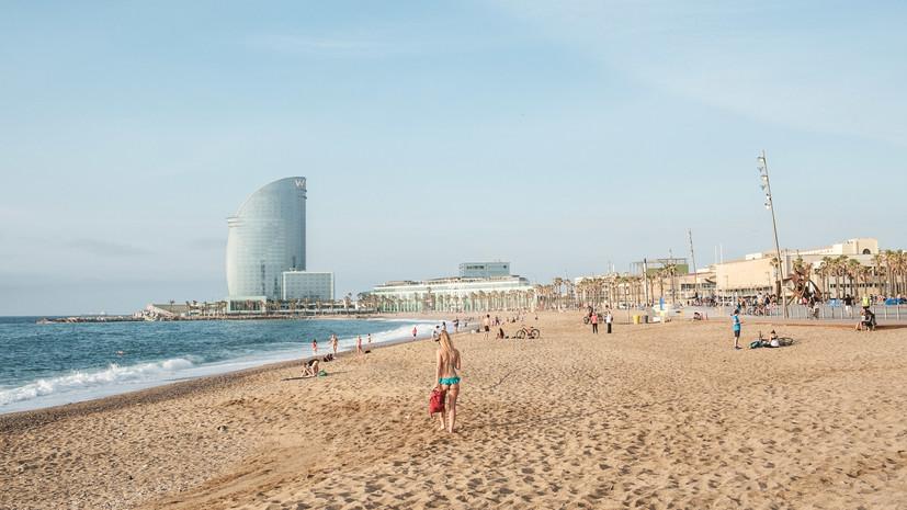 Опрос: 20% россиян не готовы соблюдать социальную дистанцию на пляже