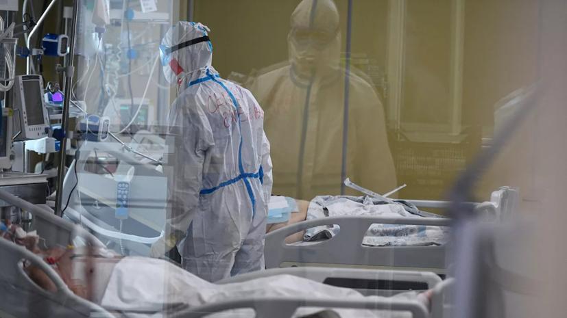 В России за сутки скончались 92 пациента с коронавирусом