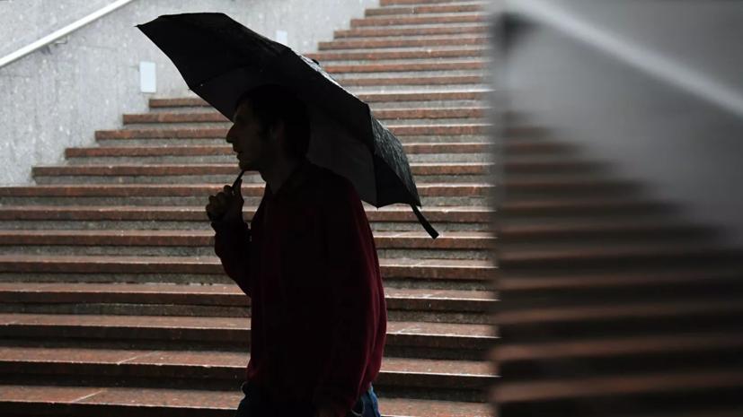 Синоптик рассказал о погоде в Москве и области на неделе