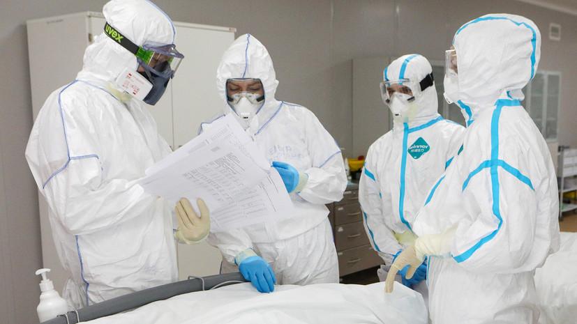 Выздоровел каждый третий: в России выявлено 8946 новых случаев коронавирусной инфекции