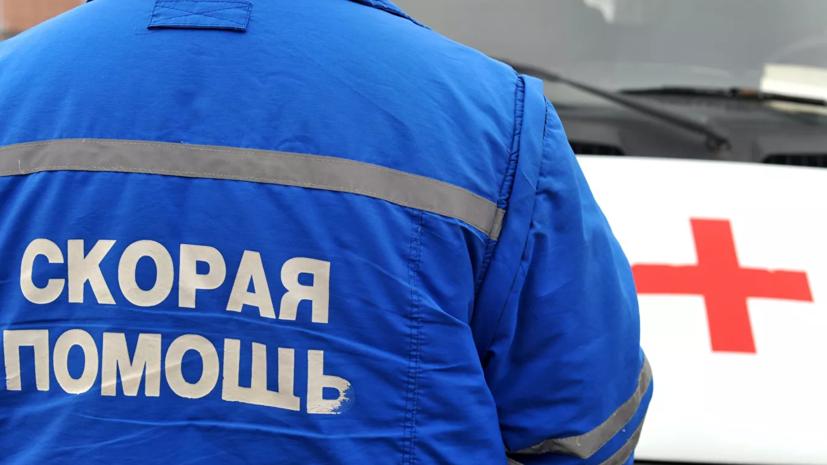 При штормовом ветре в Екатеринбурге пострадал один человек