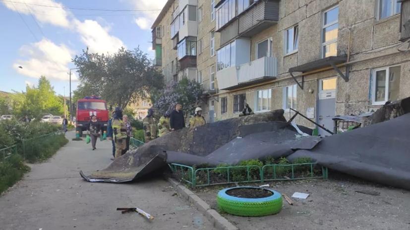 Число погибших в результате урагана в Екатеринбурге достигло четырёх