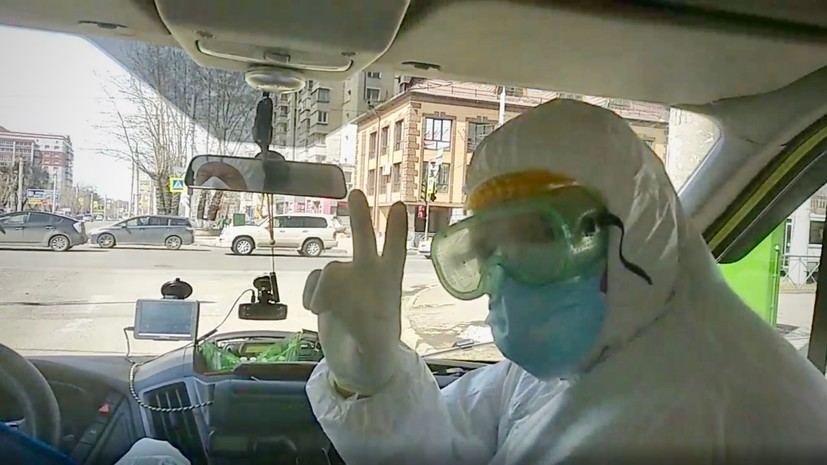 На границе с Китаем: несколько дней из жизни врача скорой помощи в условиях эпидемии COVID-19