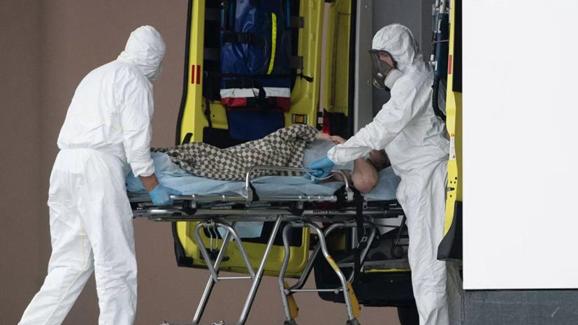 Минздрав утвердил порядок госпитализации пациентов с коронавирусом