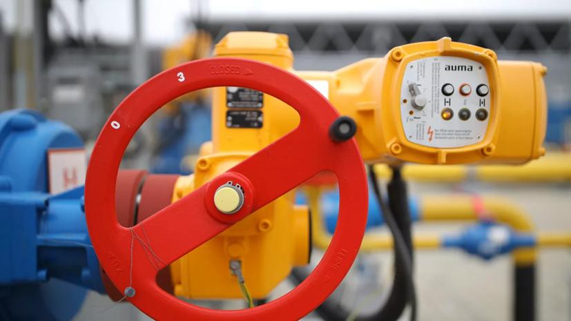 «Газпром» высказался о прокачке газа по газопроводу «Ямал — Европа»