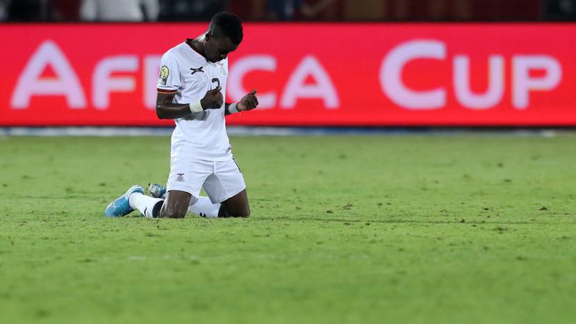 Кубок Африки по футболу — 2021 будет отложен на год из-за коронавируса