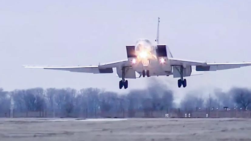 Эксперт прокомментировал планы по модернизации Ту-22М3