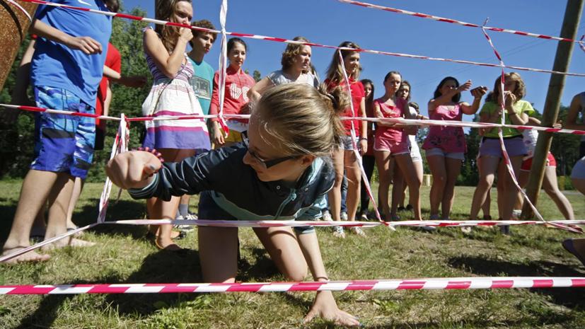 Роспотребнадзор подготовил рекомендации по работе детских лагерей