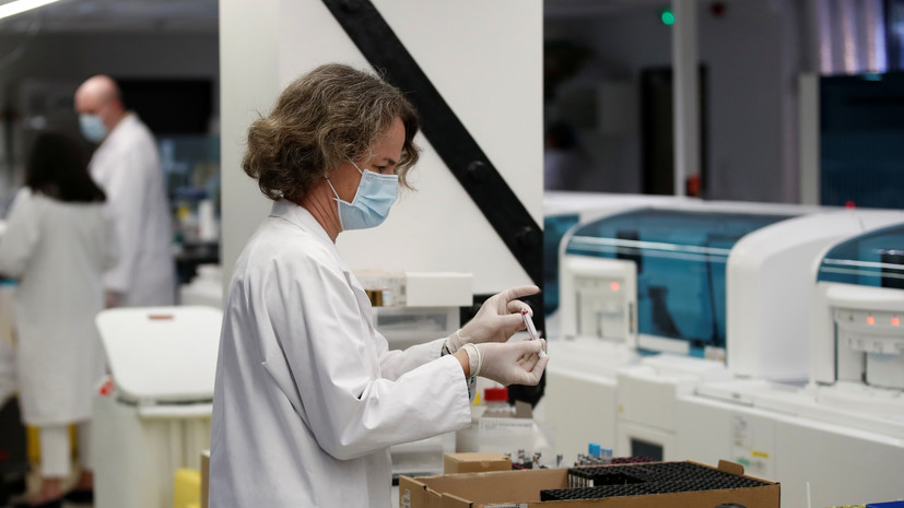 Во Франции за сутки умерли 66 человек с коронавирусом