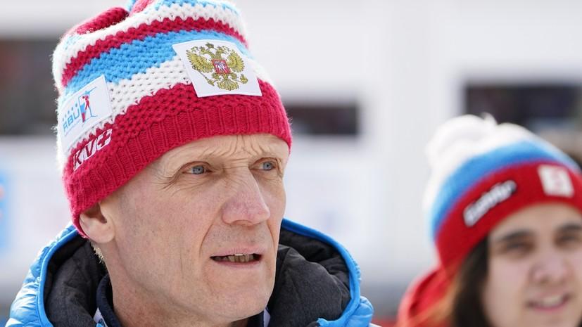 Драчёв: со сборной должны работать отечественные тренеры