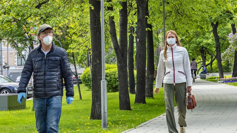 Синоптик заявил о снижении с 1 июня температуры в Европейской России