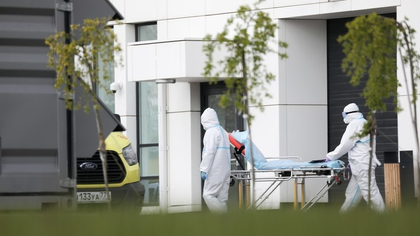 В Москве умер ещё 71 пациент с коронавирусом