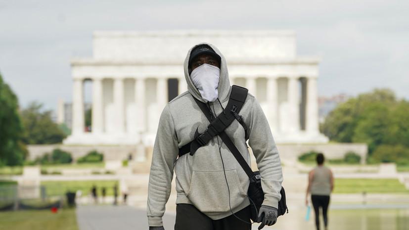 Число жертв коронавируса в США превысило 100 тысяч