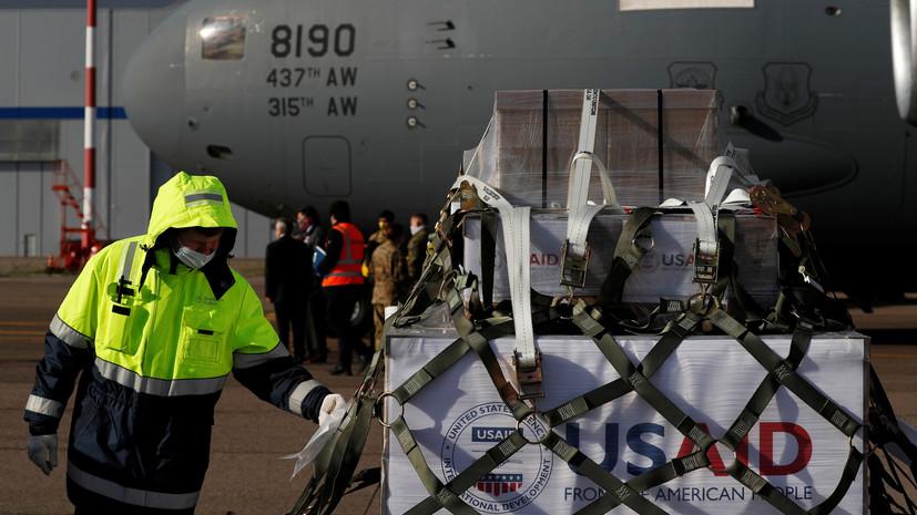 В США назвали дату отправки второй партии аппаратов ИВЛ в Россию
