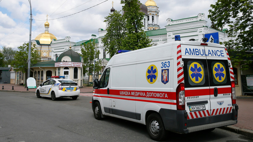 За сутки на Украине зафиксировано 477 случаев заболевания коронавирусом
