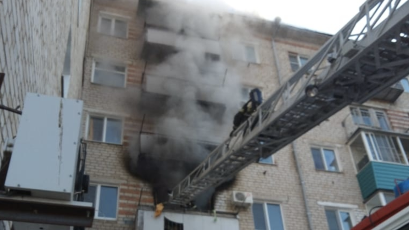 СК начал проверку из-за хлопка газа в доме в Хабаровском крае