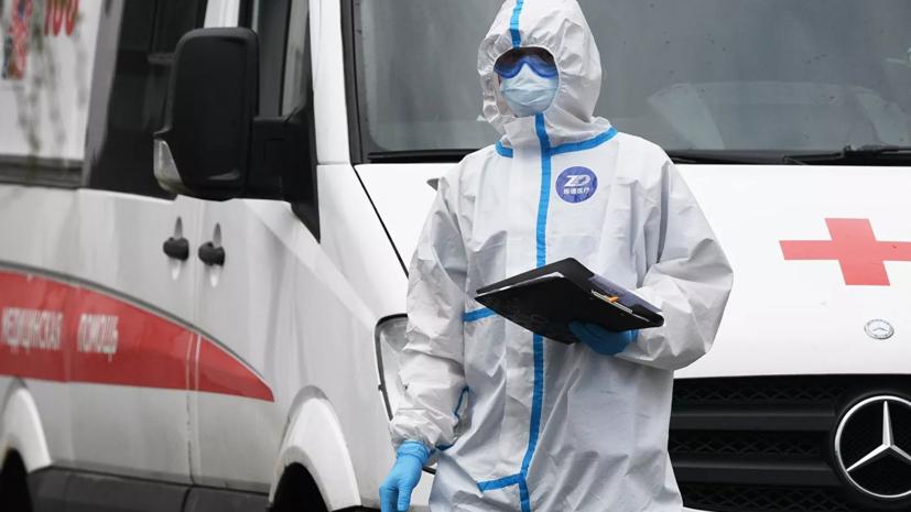 За сутки после коронавируса в России выписаны 8264 человека