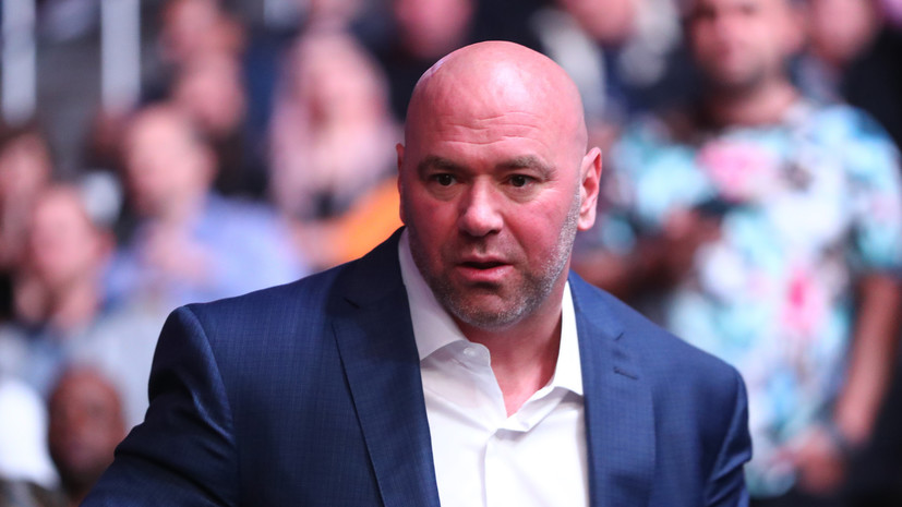 Глава UFC назвал лучшего бойца в истории