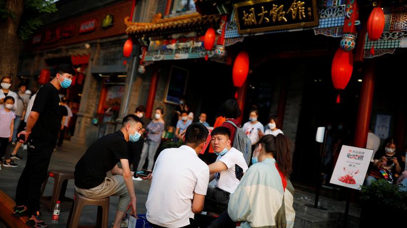 За сутки в КНР выявлено четыре новых случая заболевания коронавирусом