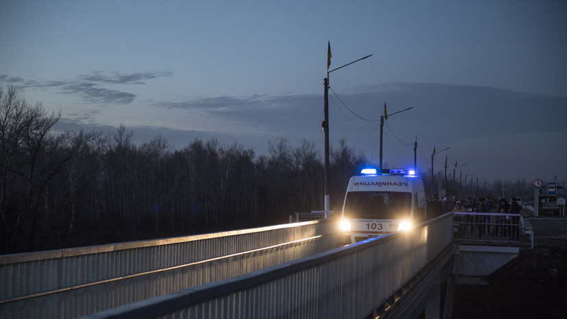 В ЛНР при взрыве погибли два человека и ранены трое