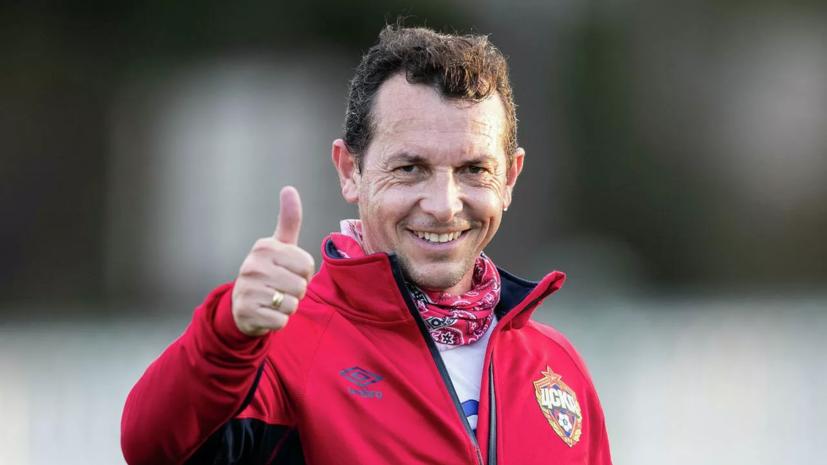 Тренер Гранеро продолжит работать со сборной России по футболу