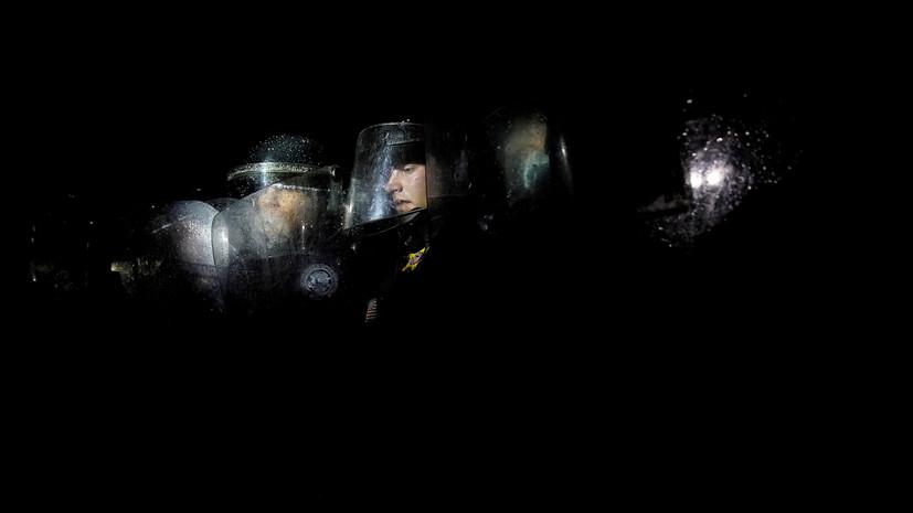 В Портленде введён режим ЧП из-за беспорядков