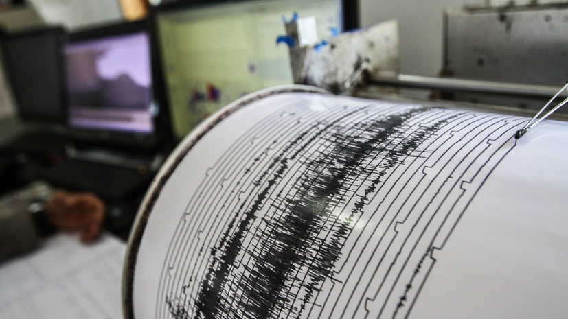 Землетрясение магнитудой 5,5 произошло у берегов Филиппин
