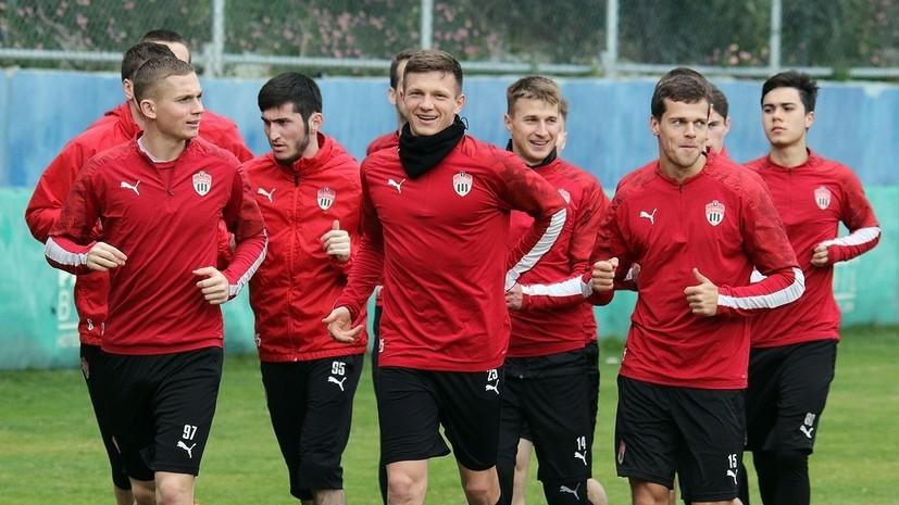 Министр спорта Московской области рассчитывает, что «Химки» станут частным футбольным клубом