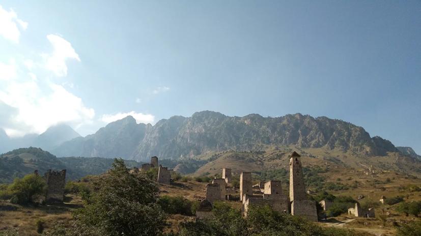 В городе Сунжа в Ингушетии отменили режим КТО