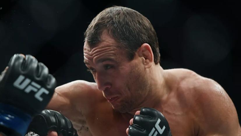 Боец Кунченко опроверг свой уход из UFC
