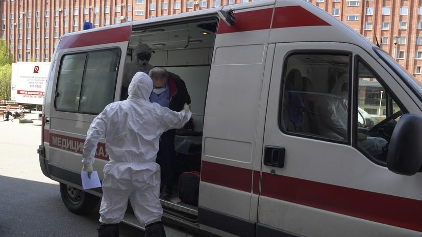 За сутки после коронавируса в России выписаны 4414 человек