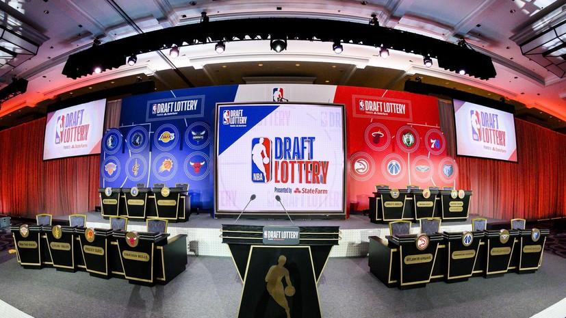 СМИ: НБА планирует провести драфт 25 сентября