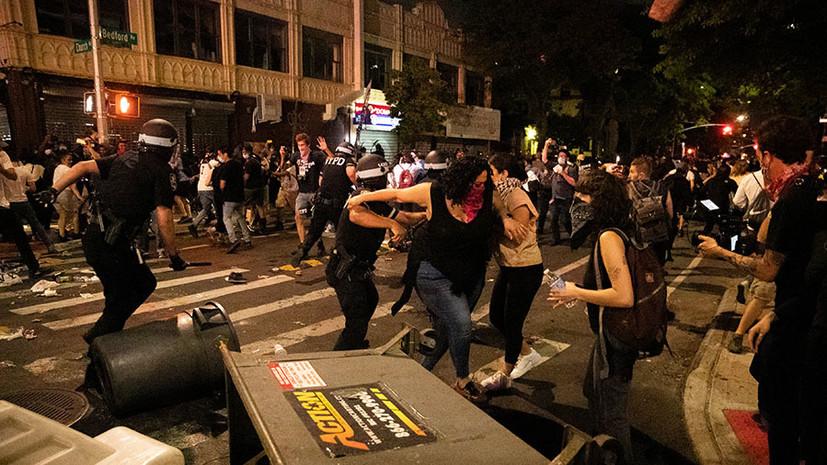 «Ситуация ухудшается с каждым днём»: к чему могут привести протесты в США из-за гибели афроамериканца Джорджа Флойда
