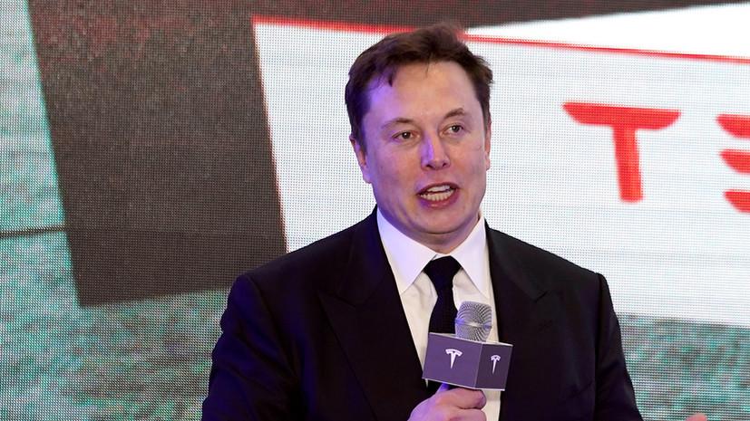 Маск назвал Рогозина сэром и ответил на поздравление по-русски