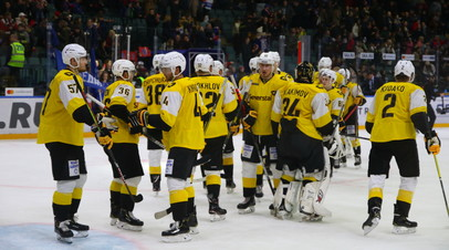 Лучший бомбардир чемпионата Словакии по хоккею перешёл в «Северсталь»
