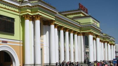 На фасаде вокзала в Екатеринбурге разместят портреты фронтовиков