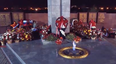 Оренбургская область приняла участие в акции «Наш День Победы»