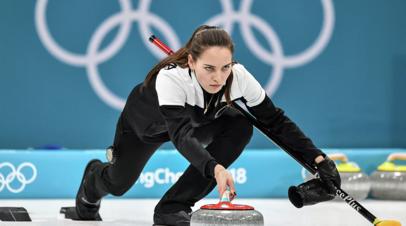 Брызгалова стала тренером сборной России по кёрлингу