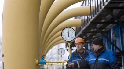 Газокомпрессорная станция «Несвижская» — одна из пяти станций на белорусском участке газопровода «Ямал — Европа»
