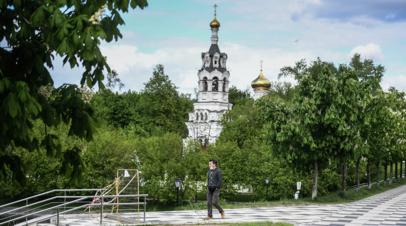Роспотребнадзор разработал рекомендации по открытию храмов