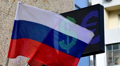 Рубль рос второй месяц подряд в мае