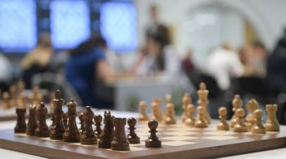 Индийский шахматист пошутил о другом игроке на русском языке